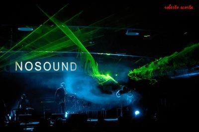 Nosound live